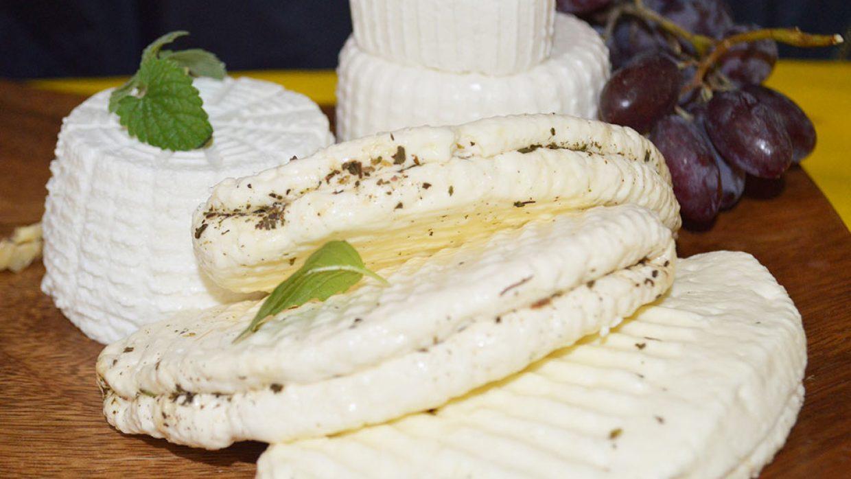 Primo sale con siero di kefir